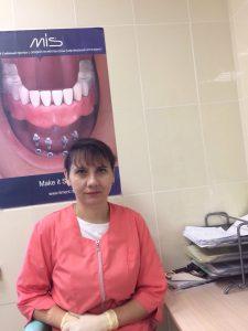 Алена ассистент врача-стоматолога