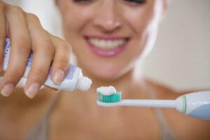 Поговорим о чистке зубов